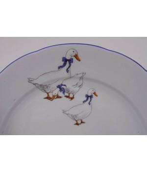 "Набор тарелок 6 шт. 25см ""0807"""
