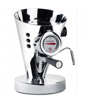 Кофеварка BUGATTI Espresso Machine DIVA Chrome