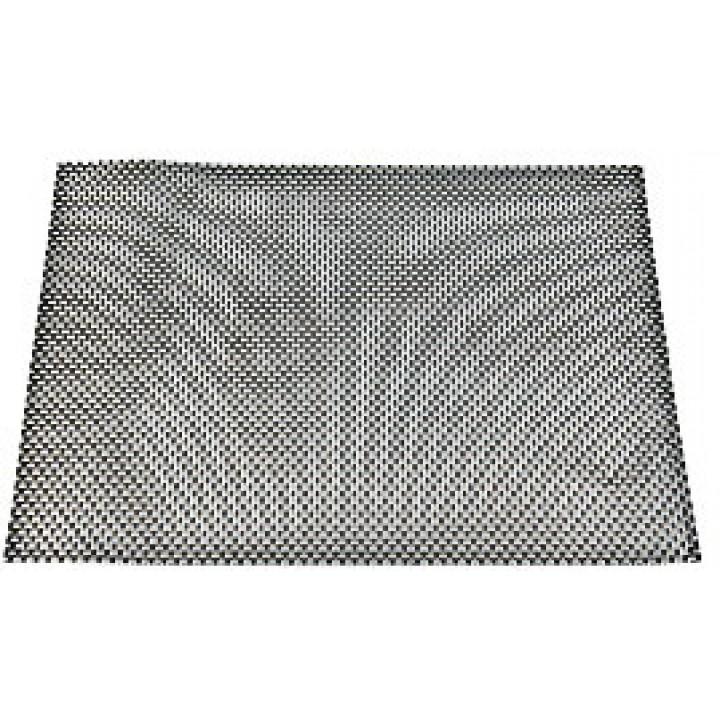 108372 Подстановочная салфетка LIFESTYLE, черная/серебро, 4 шт., 30*45 см.