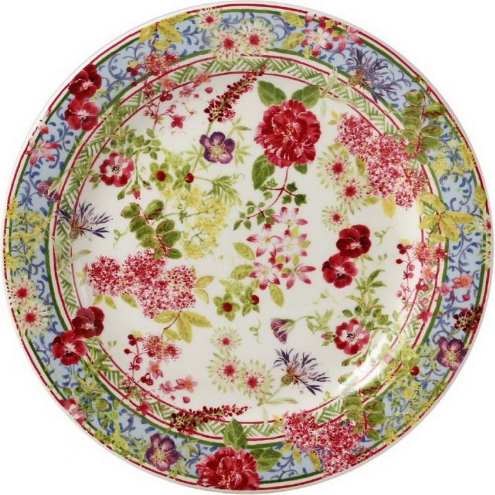 1643B6AX50 Тарелка для канапе, Многоцветие, 16,5 см.