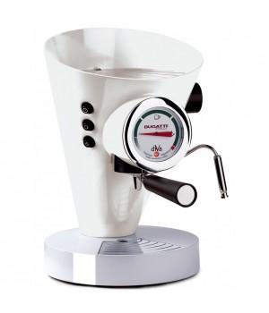 Кофеварка BUGATTI Espresso Machine DIVA White