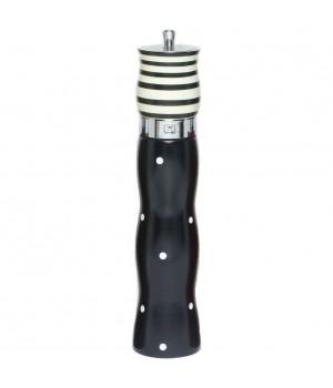 27801 мельница William Bounds LTD., Комбо, форма - тюльпан, черно-белый, 30 см., дизайн Роберт Вилхелм