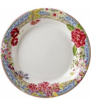 Тарелка глубокая Gien, Многоцветие, 23 см.